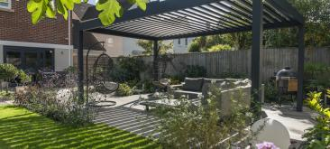 Pergola Brustor outdoor living